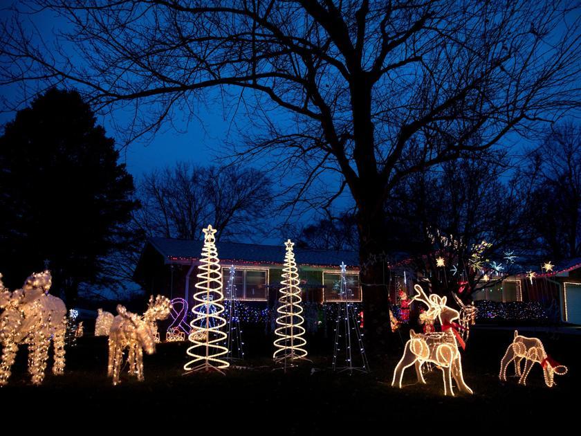 Omaha Christmas Lights