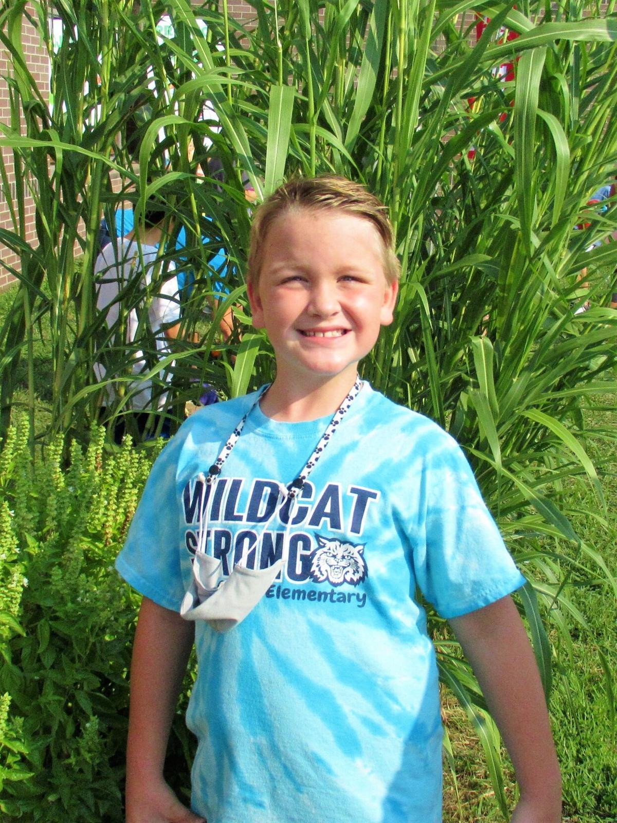 "Walnut Creek dedicates new ""learning garden"" pic 1"