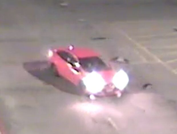 Suspect Vehicle in Shooting 2