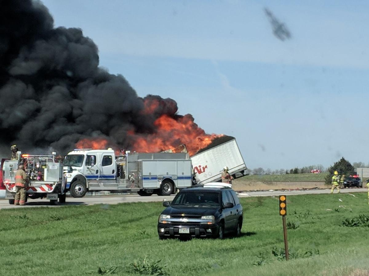 5 killed in crashes on I-80 in another deadly weekend on stretch of