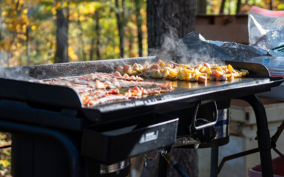 I Bought An Outdoor Griddle, Now What Else Do I Need? These 11 Items Are A Must Have