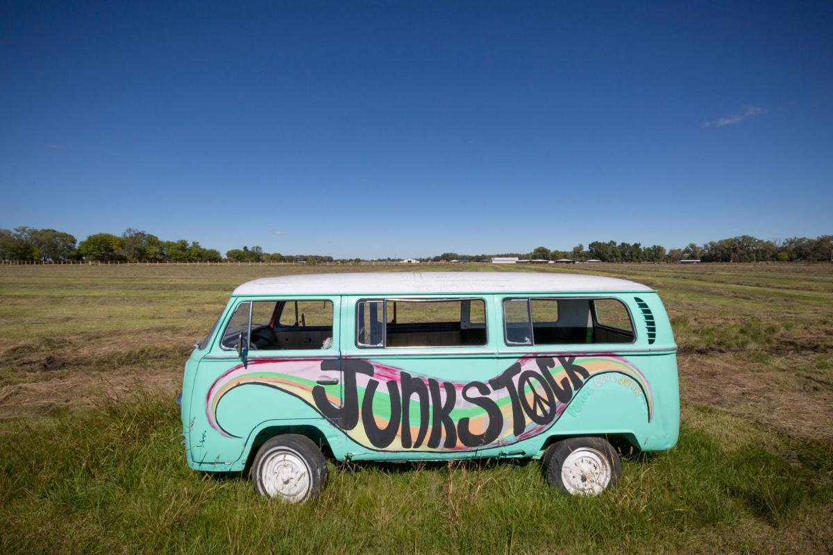Celebrate fall this weekend out at junkstock