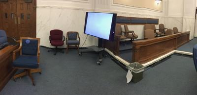 courtroom photos
