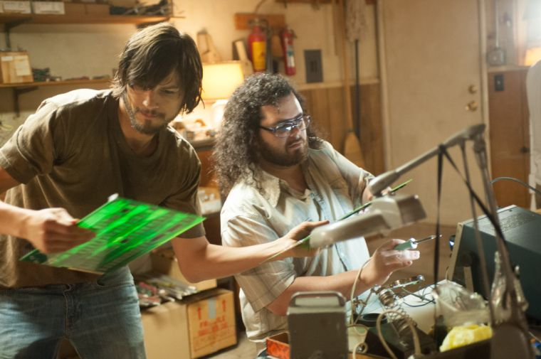 Review: 'Jobs' decent but superficial, rushed