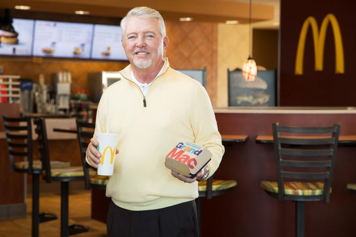 ffa3946e7126 Jim Darmody opened his first McDonald s franchise in 1986 at 72nd and Lake  Streets and now owns nine locations in the Omaha area.