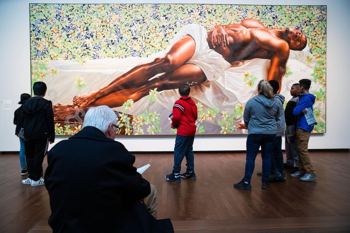 Hansen: Joslyn's first all-black exhibit resonates with Omaha