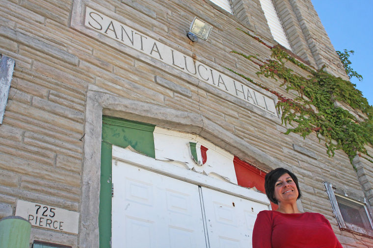 Omaha's Little Italy community big project for Bellevue woman