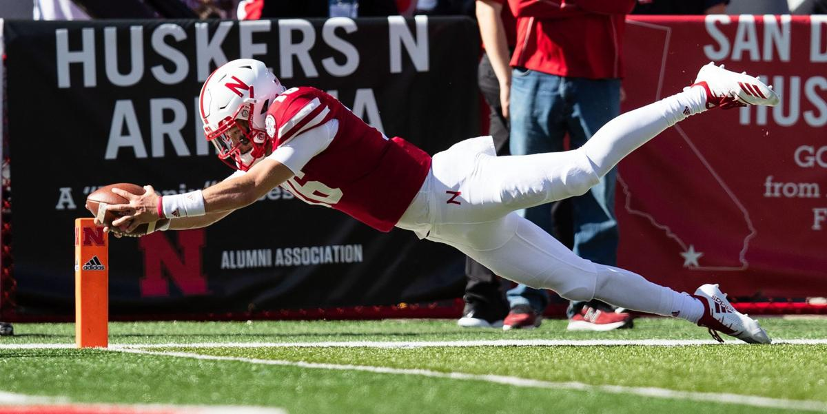 Now settled in at Nebraska, Noah Vedral can focus on making strides as a quarterback