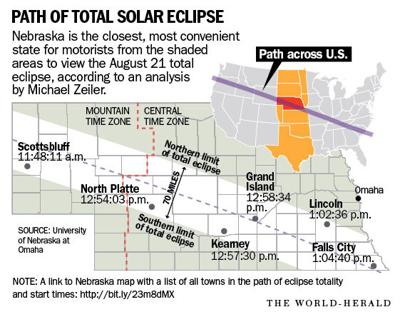 Eclipse Expected To Attract Hundreds Of Thousands Of Visitors To