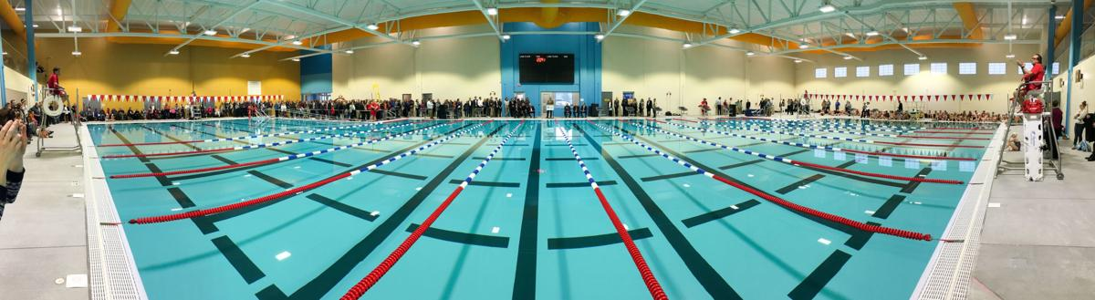 Fremont YMCA unveils Olympic size indoor pool one of few in Omaha