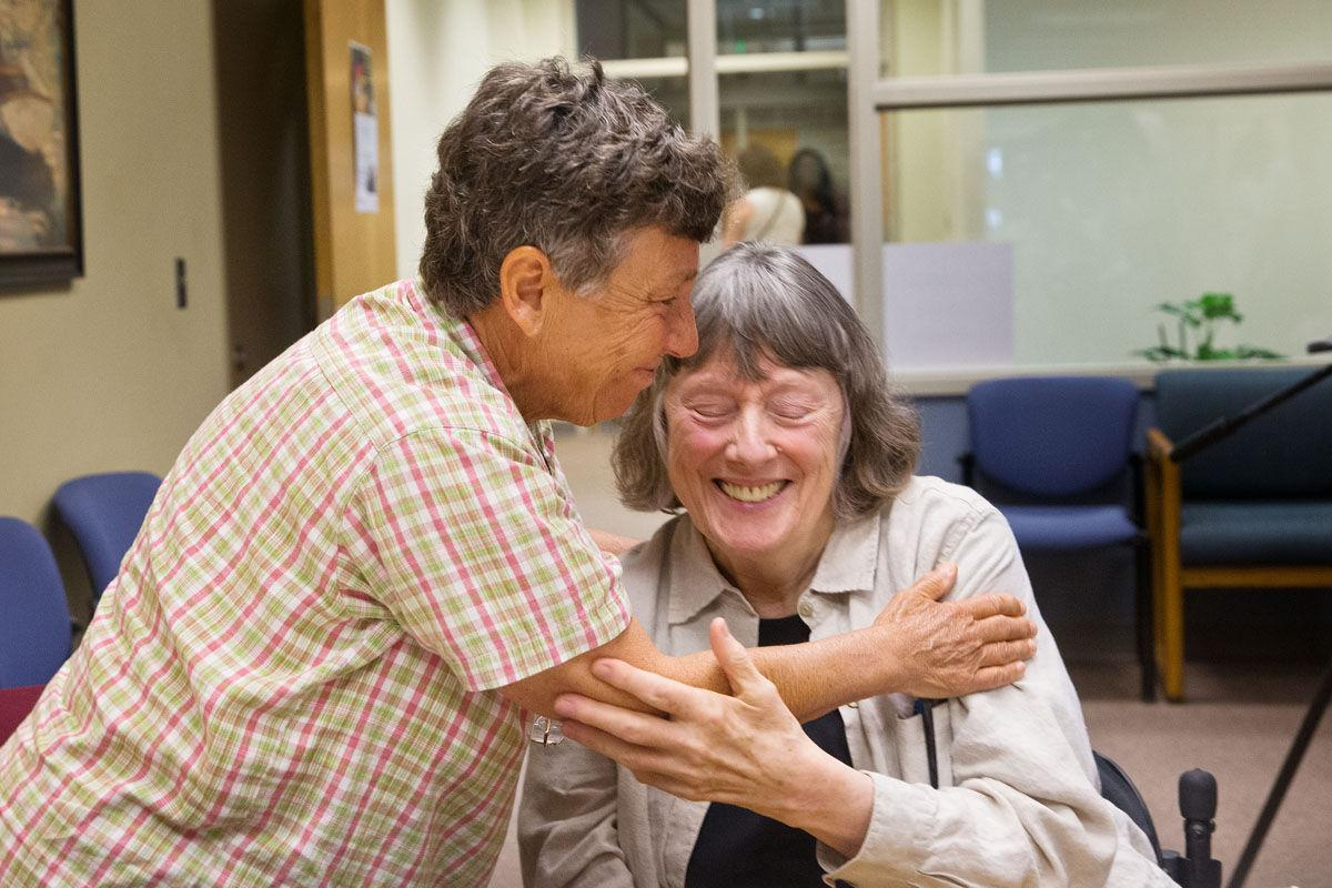 Lancaster County - first same-sex marriage