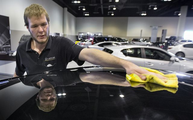 Auto show at CenturyLink Center to highlight alternative-fuel vehicles