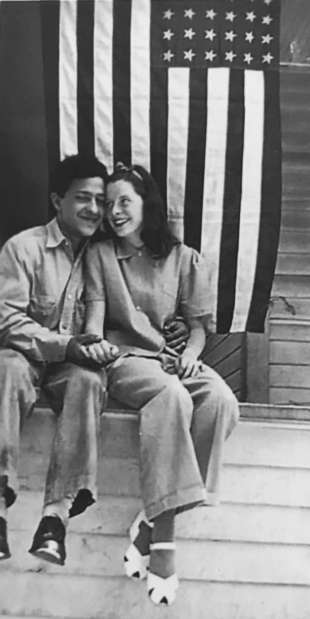 Buster and Adrienne Bonacci