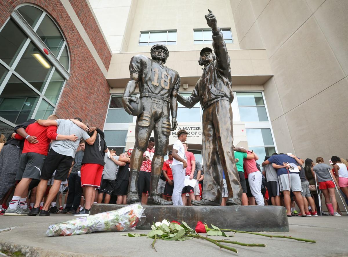 Sam Foltz memorial