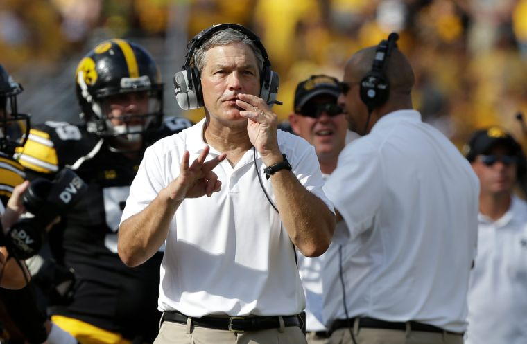 Barfknecht: Iowa a puzzle after whopper of a loss to MAC school