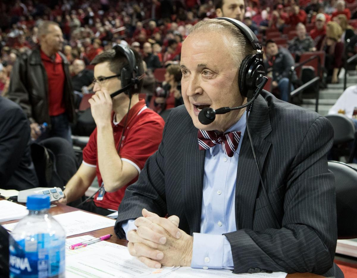 Voice of Husker basketball Kent Pavelka has a new honor — and a new tattoo on his wrist