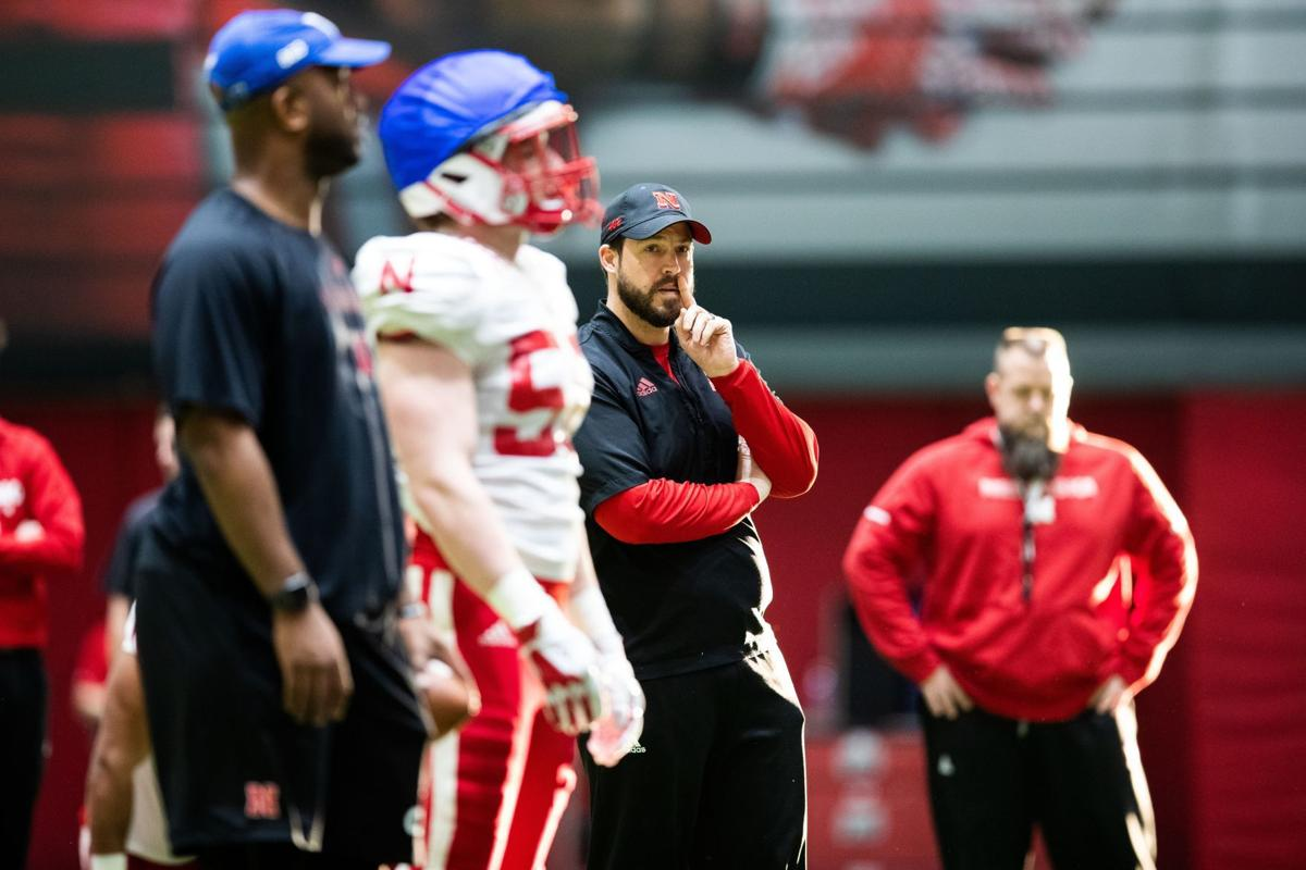 Erik Chinander knows there's no 'quick fix' for Husker defense