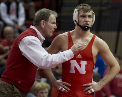 Nebraska's Tyler Berger falls short of national wrestling title; Husker 10th in nation