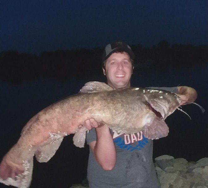 Freshly stocked fish biting often at Flanagan, Duck Creek as fishing 'populations just explode'