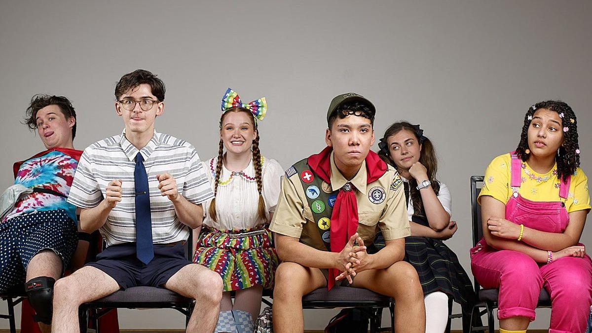 The 25th Annual Putnam County Spelling Bee photo 2