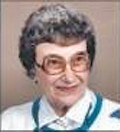 Marge Blair, 102, was one of Ralston's longest-lived residents