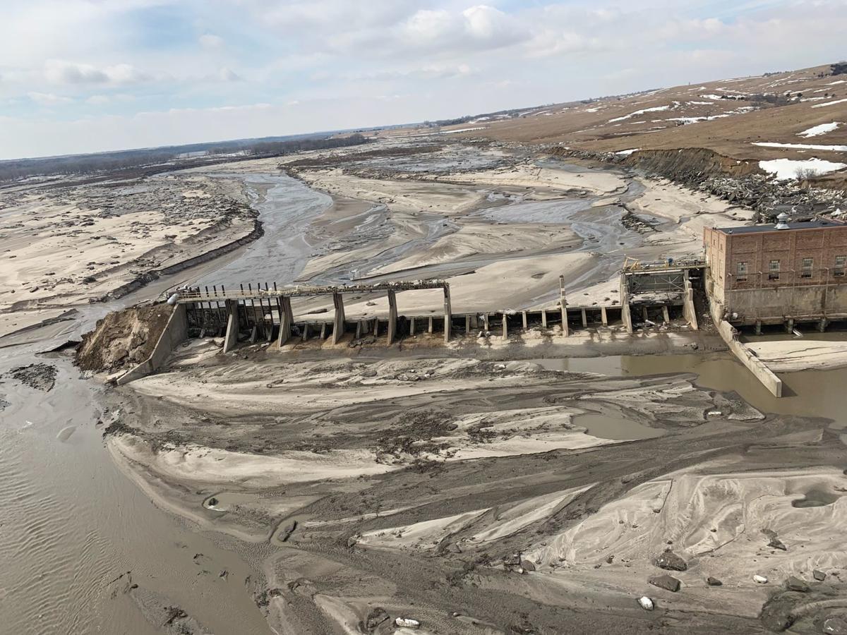 Remains of Spencer Dam