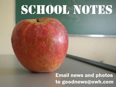 School Notes header