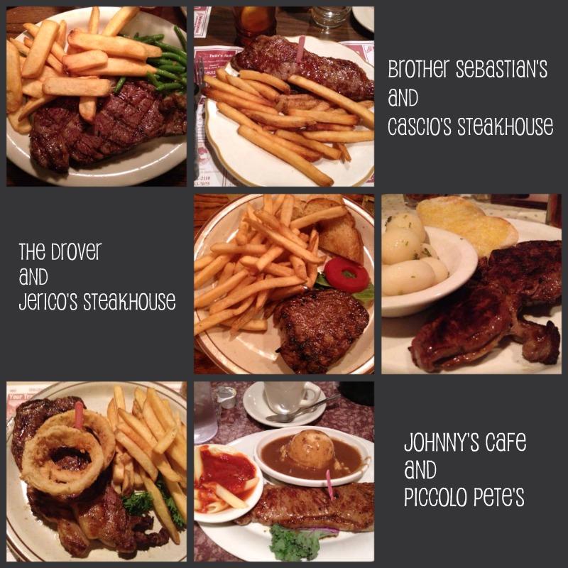 Jenny Coco on steak