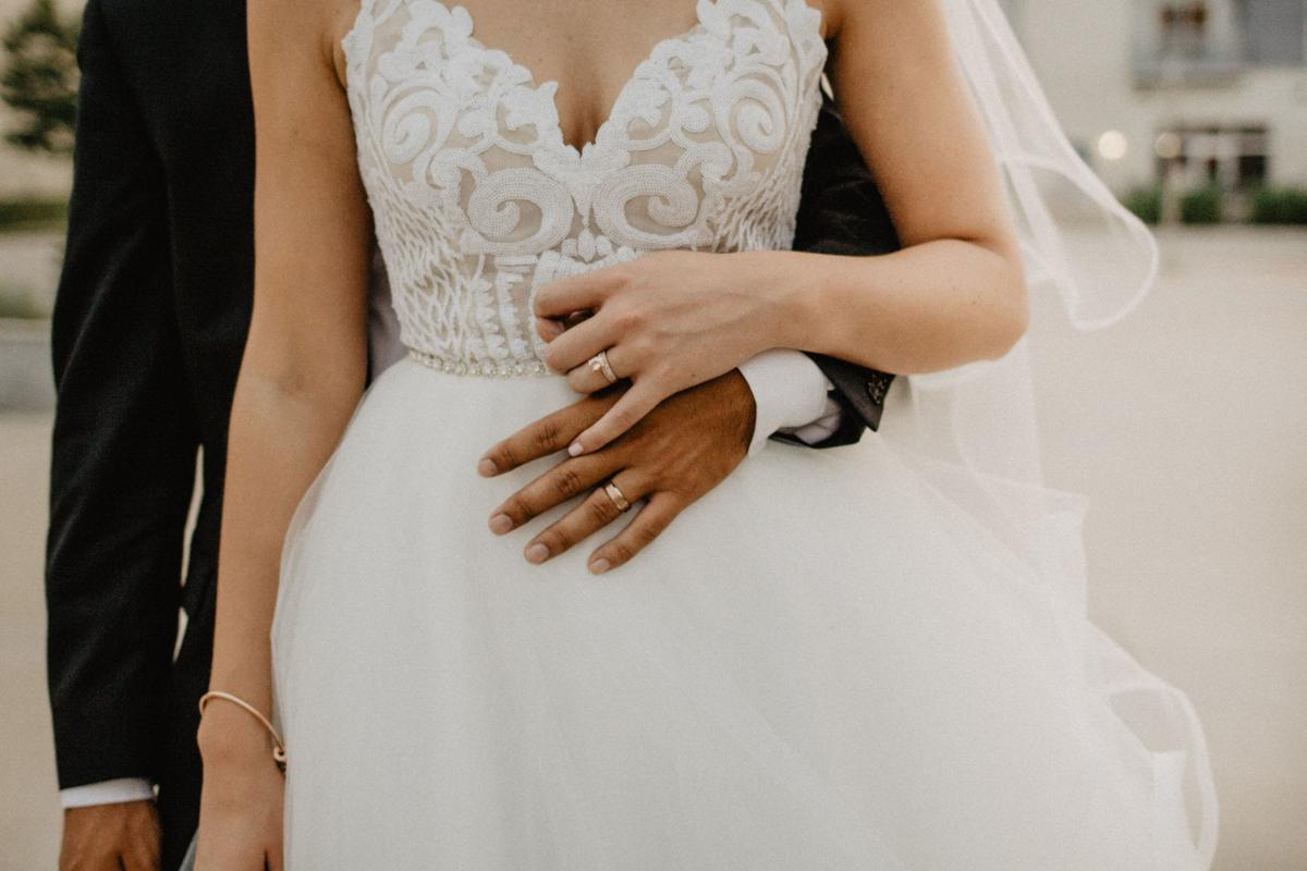Kyleigh & Desmond: High School Sweethearts' Wedding Day