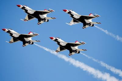Air Force Thunderbirds won't be at Offutt's 2018 air show
