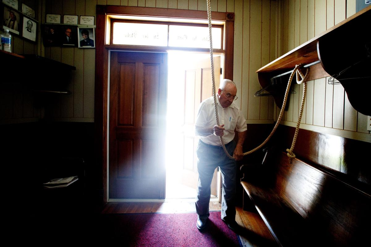 Time takes toll on rural churches