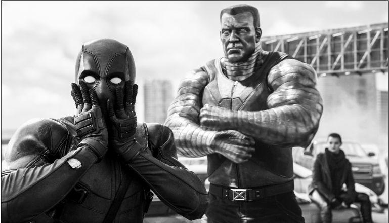 This 'Deadpool' leaves no wake