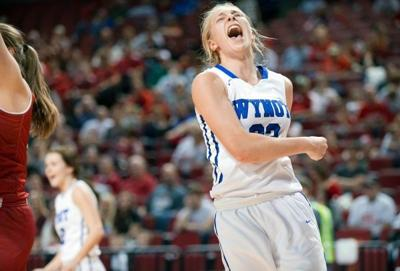 Class D-2: Cortney Arkfeld's game-winner lifts Wynot to state title