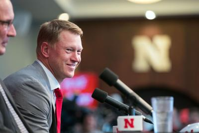 6857c17f010 Husker coach Scott Frost awarded again  Iowa State s Matt Campbell, Iowa  Western s Scott Strohmeier honored by AFCA