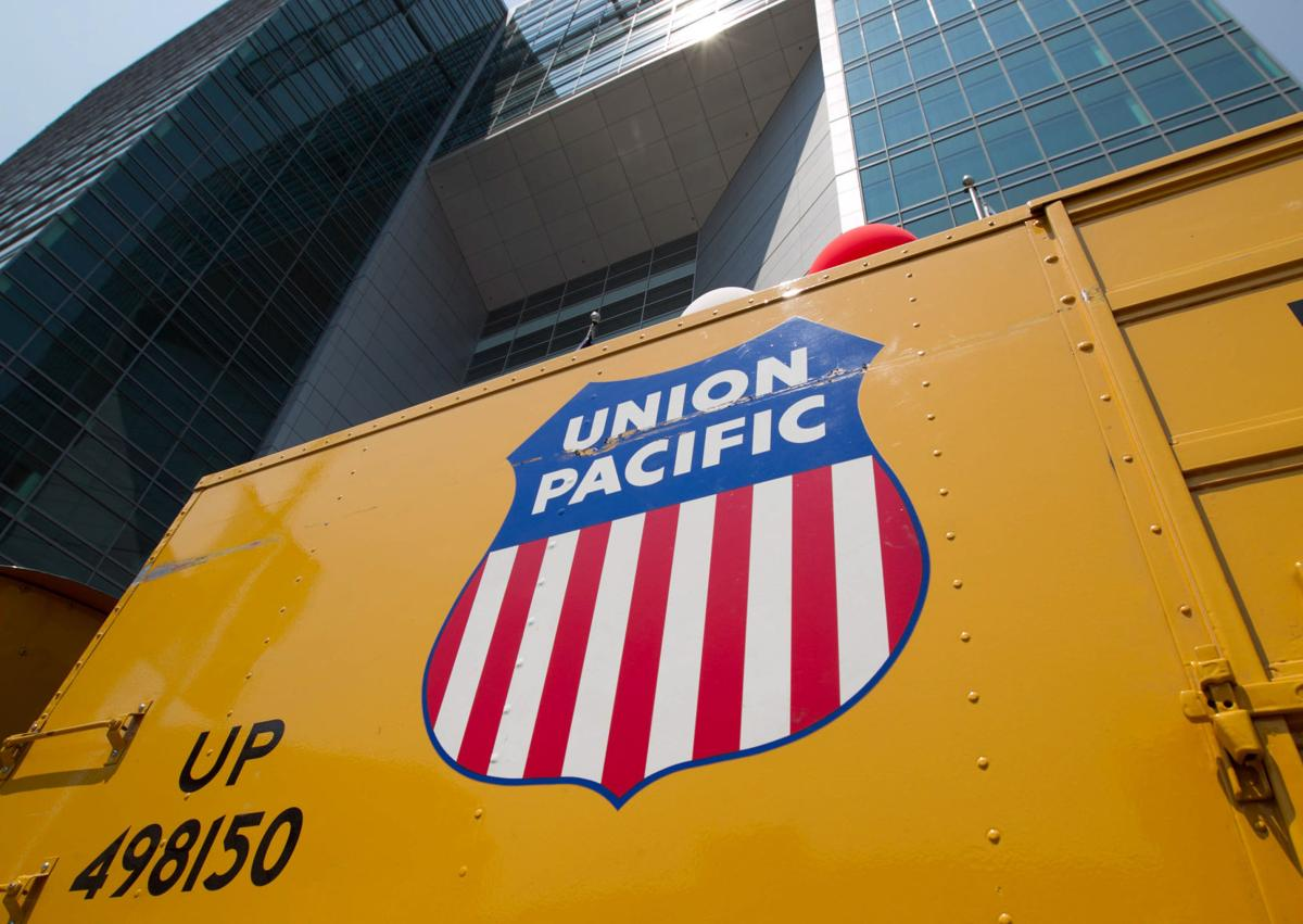 After price dive is union pacific stock a bargain a screaming union pacific logo biocorpaavc