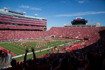 Huskers sell out football season tickets