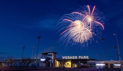 fireworks in gallery (copy)