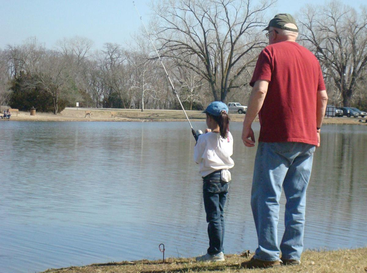 Gone fishin 39 16 family fishing events to take your kids for Nebraska game fish and parks