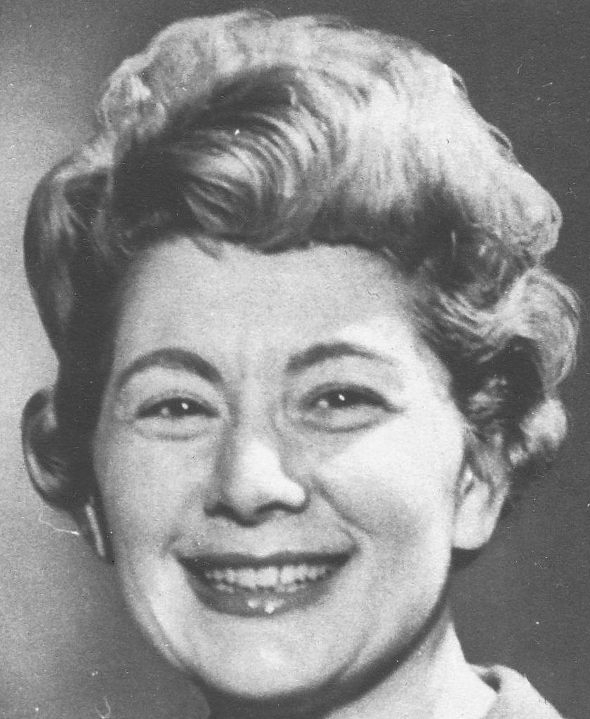 Muriel Frank