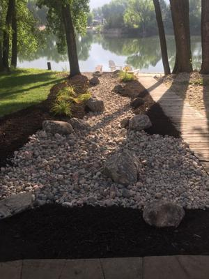Outdoor Inspirations | Landscaping | Mulch | Omaha | Uryasz