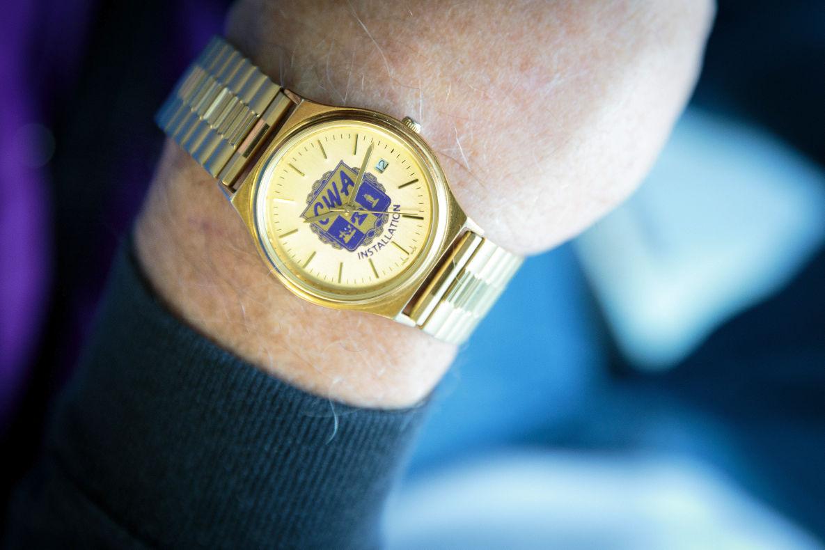 Pension - retirement watch