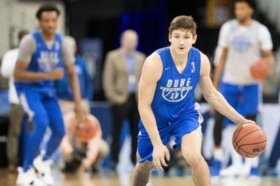 Chatelain: Grayson Allen, Blue Devils embrace villainous spotlight in NCAA tournament