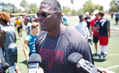 Shatel: Mike Riley can trace Calibraska roots to old friendship with Keyshawn Johnson Sr.