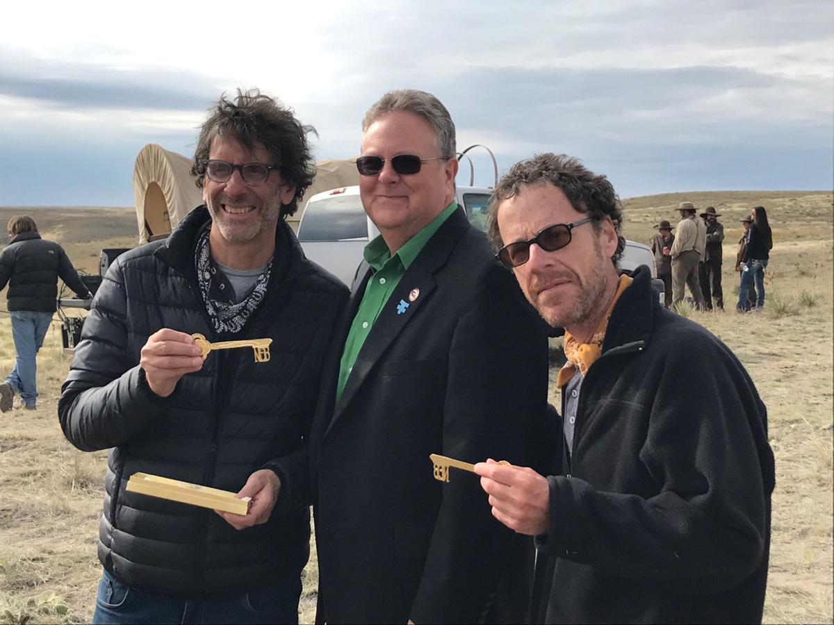 Coen brothers finish filming Nebraska scenes for upcoming ...