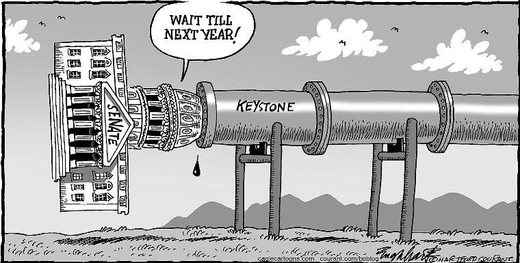 Forget about Keystone XL, pass energy efficiency bill