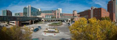 UNMC campus photo