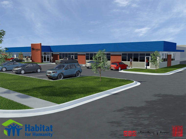 Habitat for Humanity buys north Omaha property for new headquarters