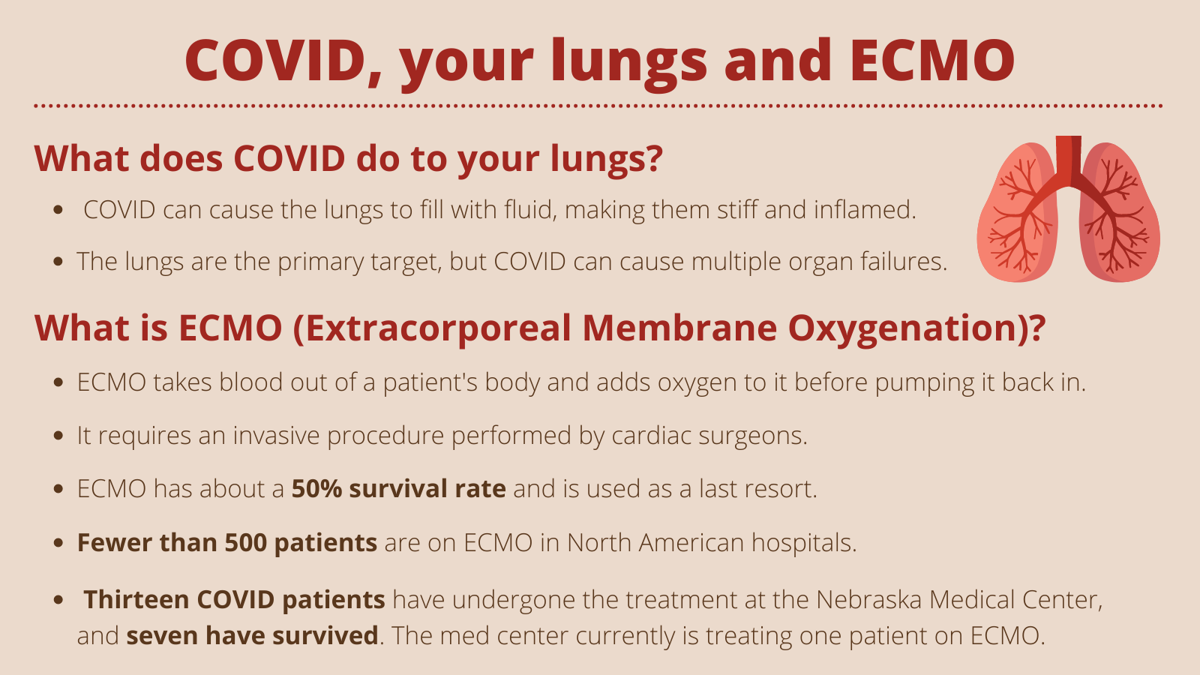COVID, your lungs and ECMO