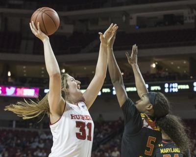 It's full speed ahead for Husker women's basketball — except for the bicycling part