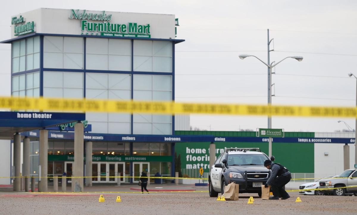 19-year-old arrested in connection with shooting of Nebraska Furniture Mart worker : Crime ...